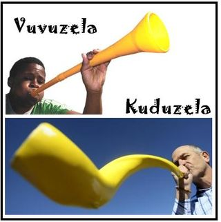 Vuvuzela-and-kuduzela