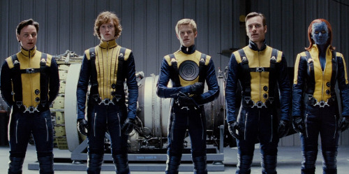Xmen-first-class-team